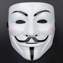 Guy Fawkes maszk Anonymous